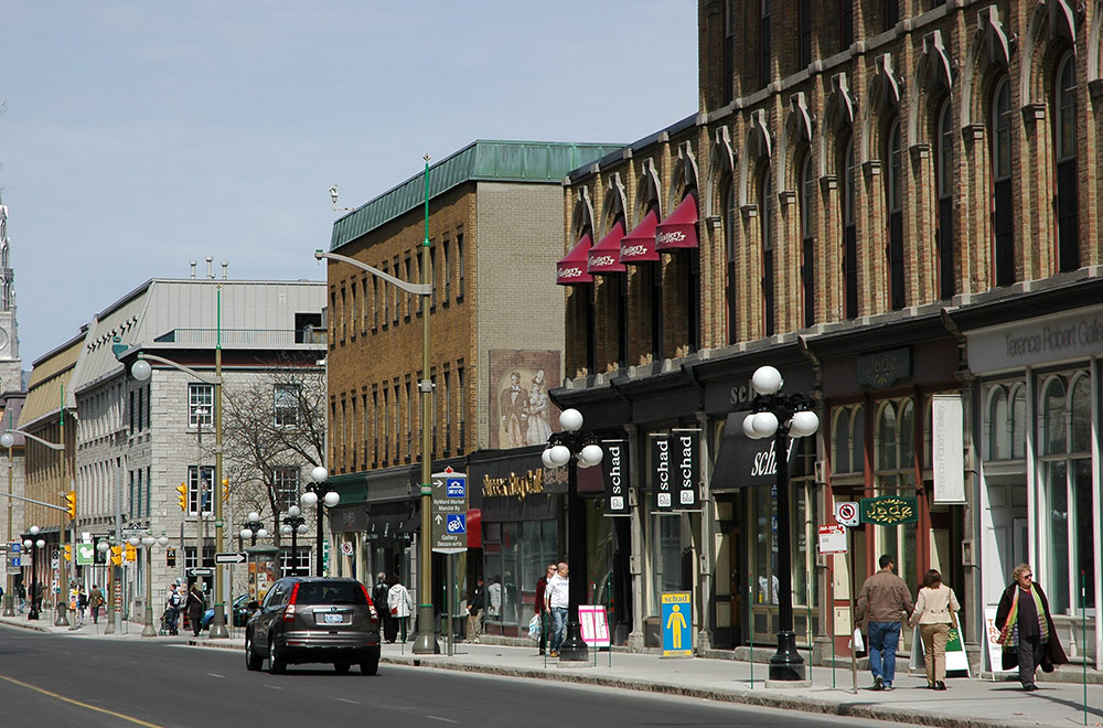 La Basse-ville, Ottawa