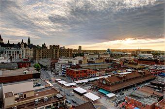 La Haute-Ville, La ville du Québec