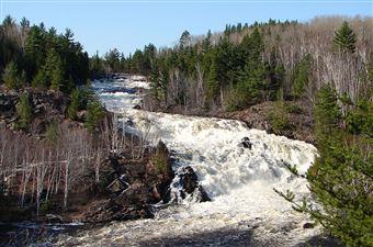 Iroquois Falls, Timmins