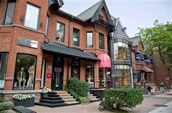 Bloor-Yorkville, Toronto