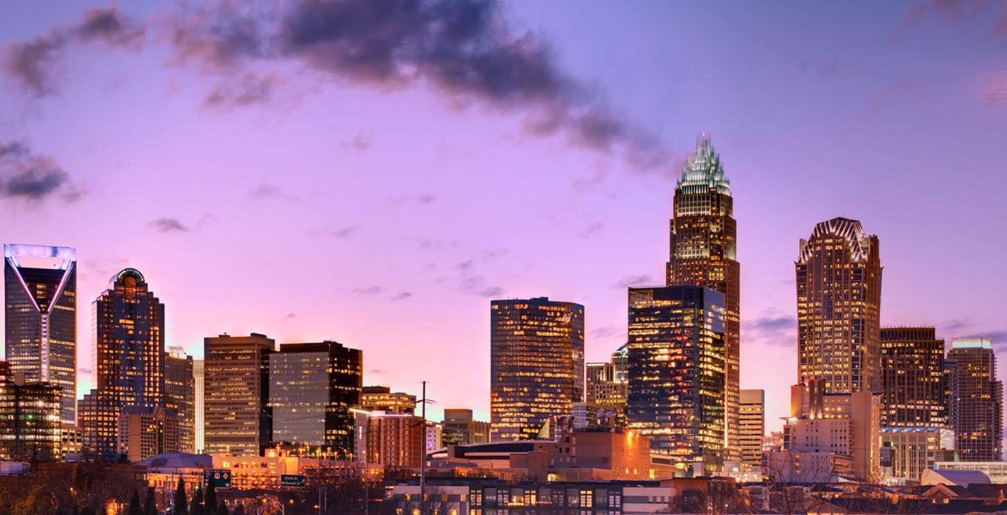 Flights To Charlotte Book With Porter Now