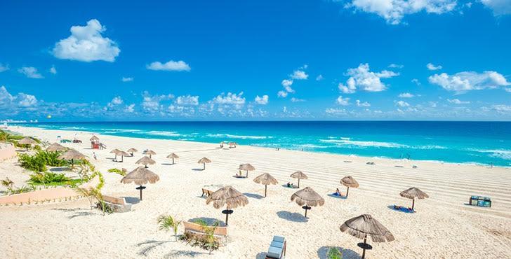 Cancún, Mexique