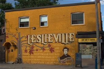 Leslieville, Toronto