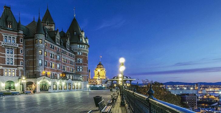 La ville du Québec, Québec