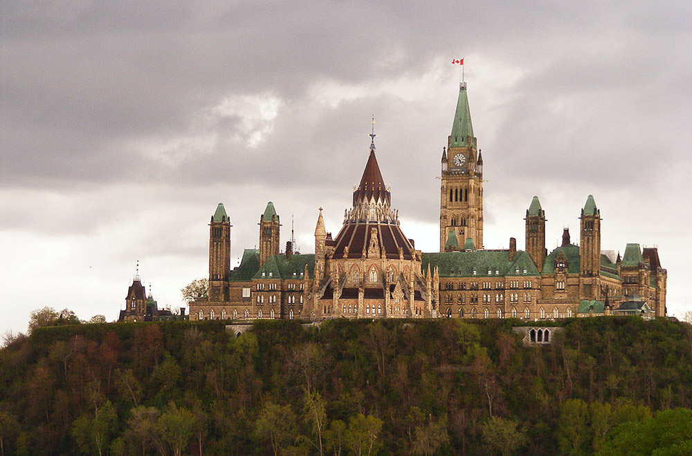 La colline Parlementaire, La ville du Québec