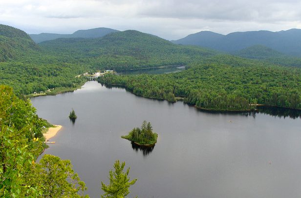 Le parc national du Mont-Tremblant