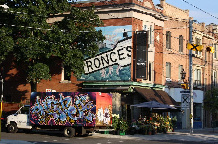 Roncesvalles Village, Toronto