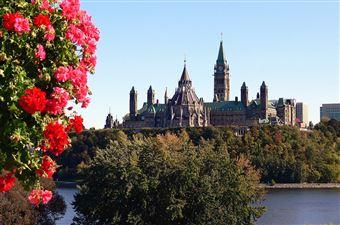 La Colline du Parlement, Ottawa