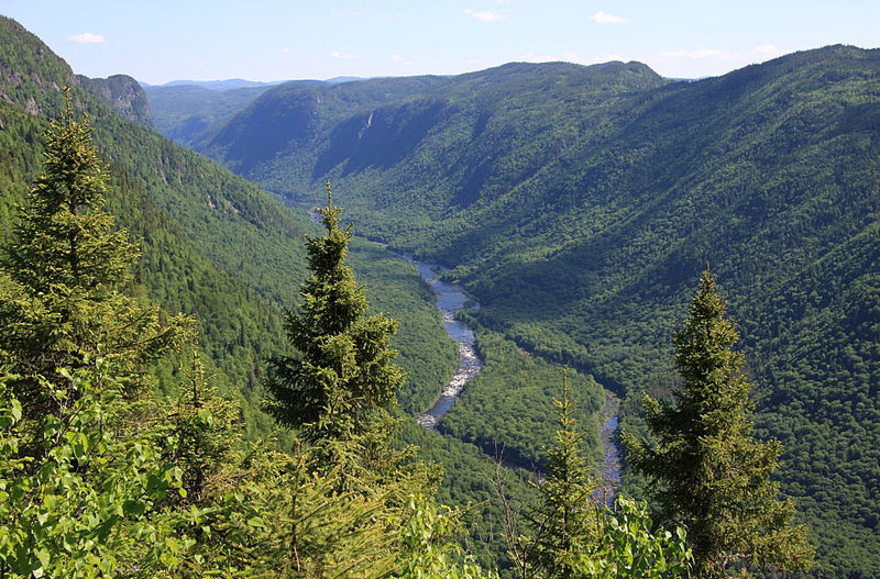 Jacques Cartier National Park, Québec City