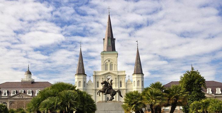 La Nouvelle-Orléans, Louisiane