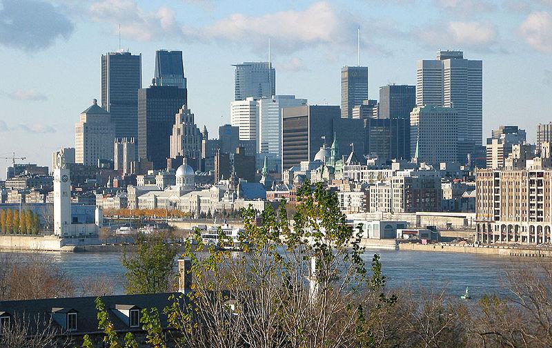 Quartier Latin, Montréal