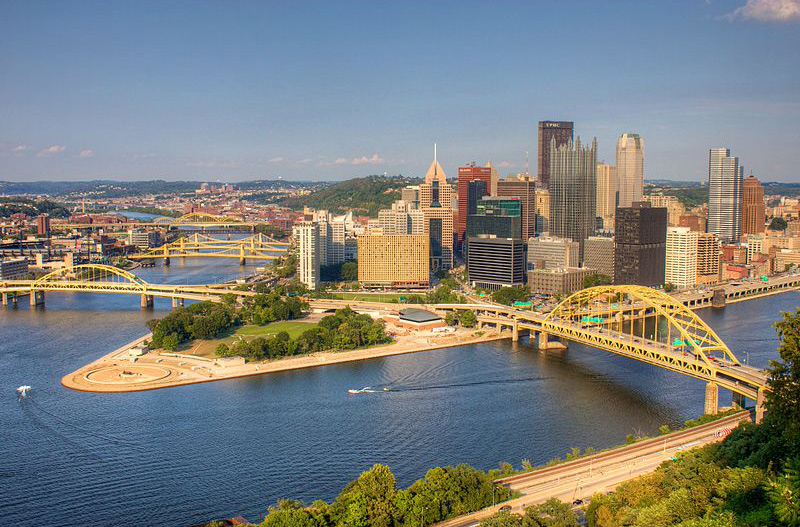 Downtown Pittsburgh, Pittsburgh