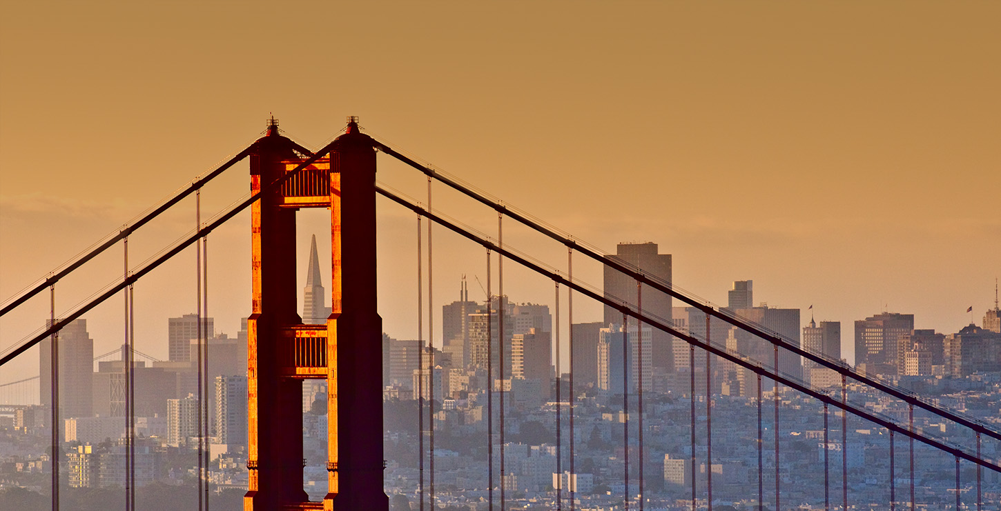 Flights to San Francisco. Book with Porter now!