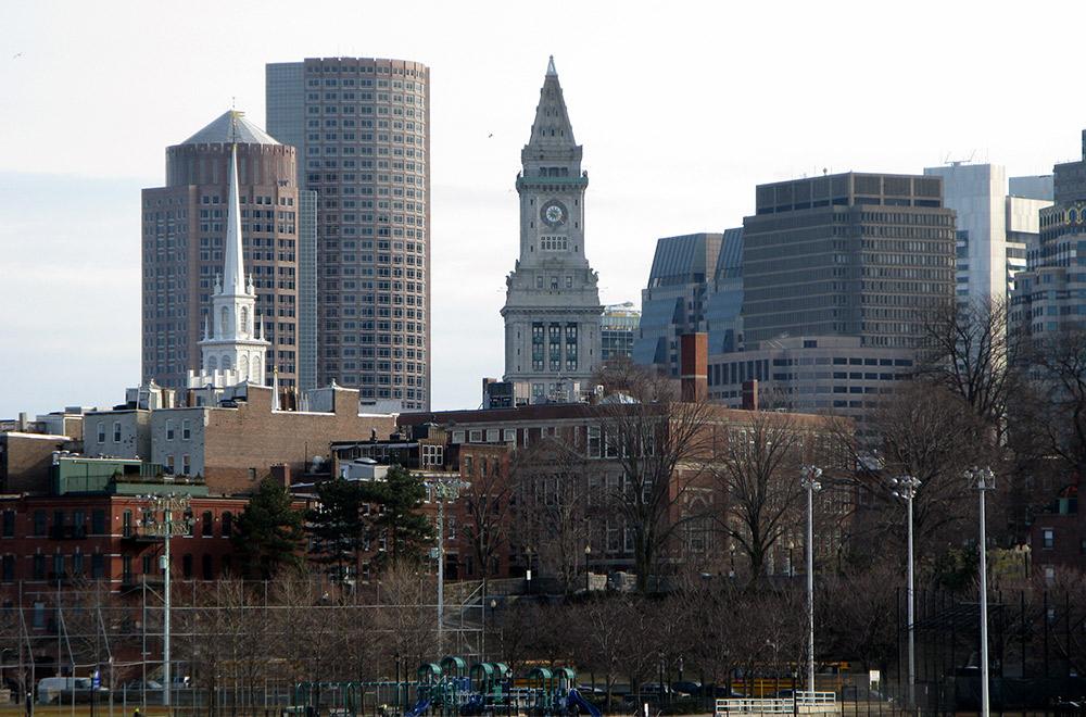 East Cambridge Charlestown Boston Charlestown Sault
