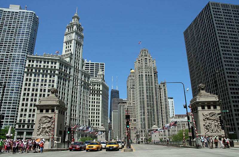 Le Magnificent Mile, Chicago