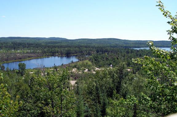 Le parc provincial Halfway Lake, Sudbury
