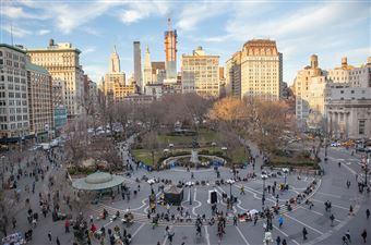 Gramercy Park, New York