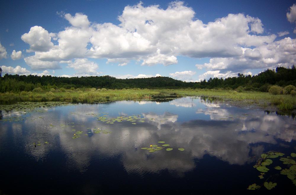 Lake Laurentian Conservation Area, Sudbury