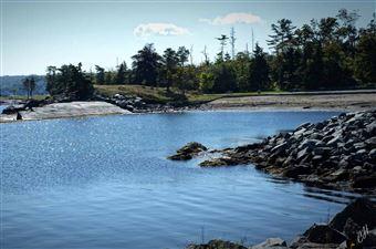 Le parc de Point Pleasant, Halifax