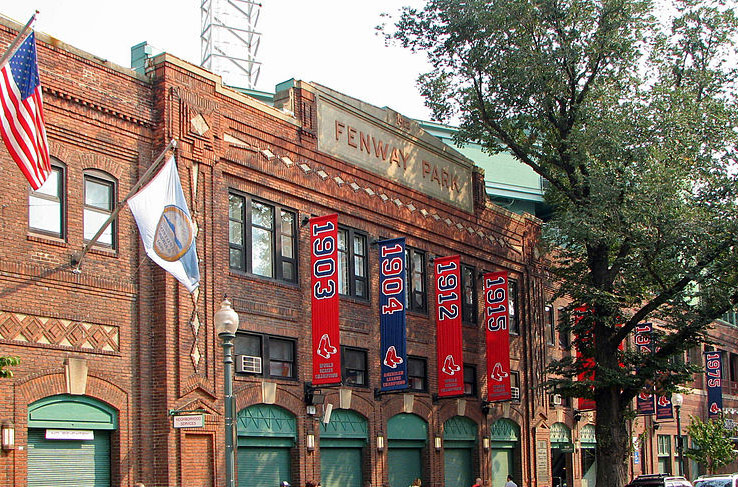 Fenway-Kenmore, Boston