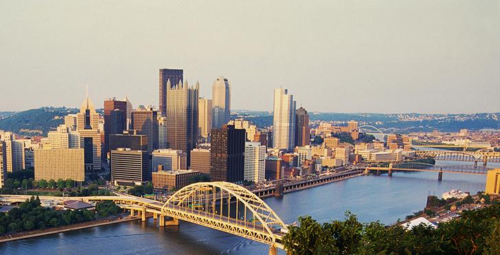 Pittsburgh, Pennsylvanie, Pennsylvania