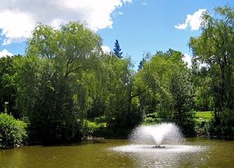Odell Park, Fredericton