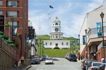 Halifax's North End, Halifax