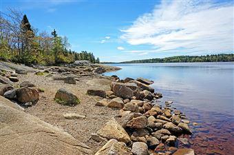 Le parc provincial de Long Lake, Halifax
