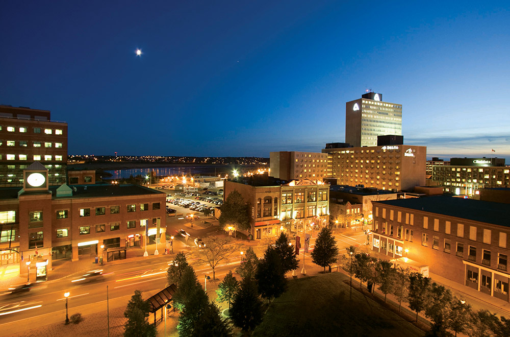Downtown Moncton, Moncton