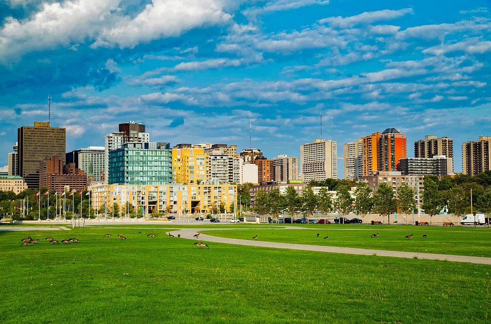 Wellington Ouest, Ottawa