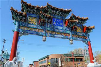 Le quartier chinois, Ottawa