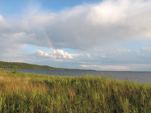 Le parc provincial Pancake Bay