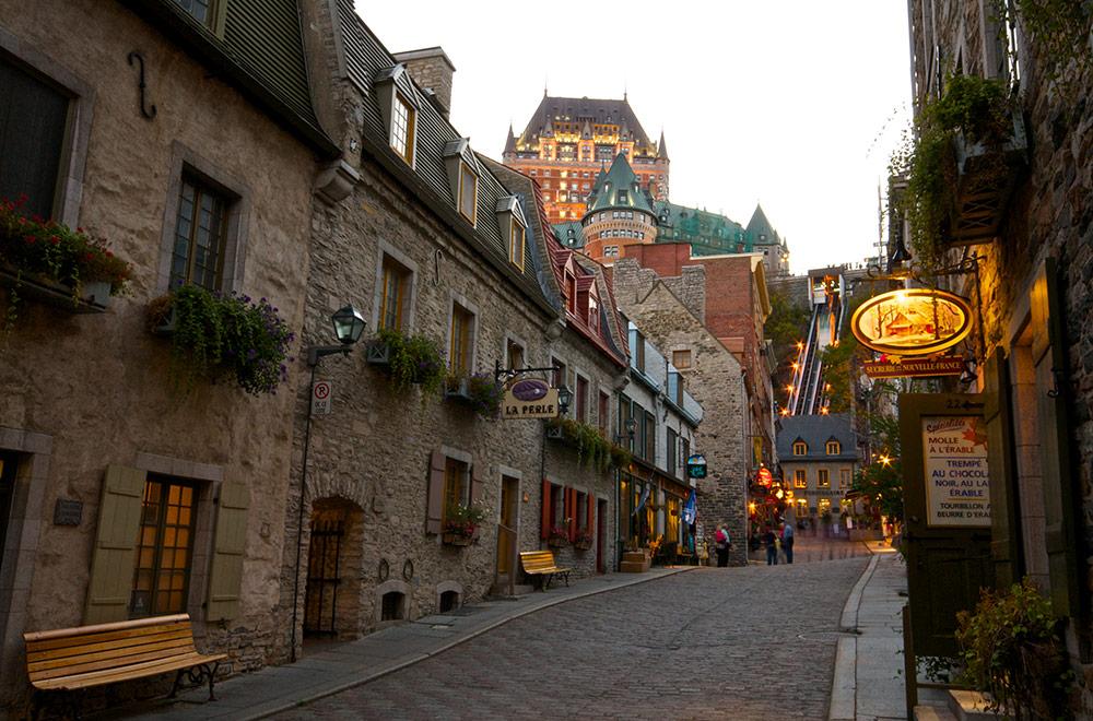 Basse-Ville, Québec City