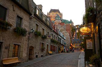 La Basse-Ville, La ville du Québec