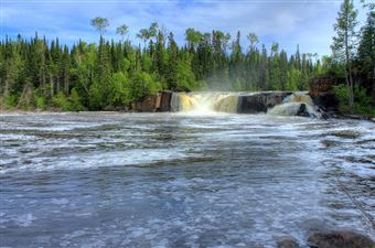 Pigeon River Provincial Park, Thunder Bay