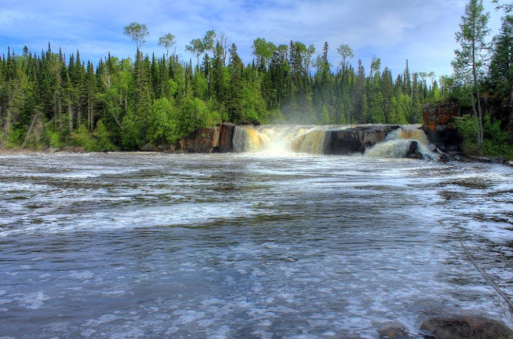 Le parc provincial Pigeon River, Thunder Bay