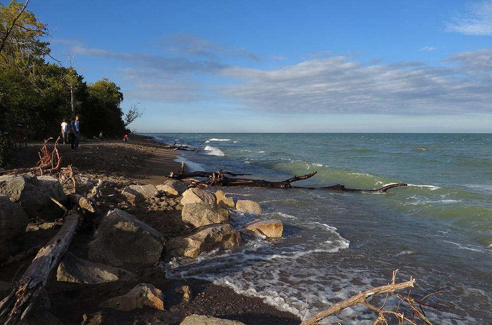 Le parc national de la Pointe-Pelée, Windsor