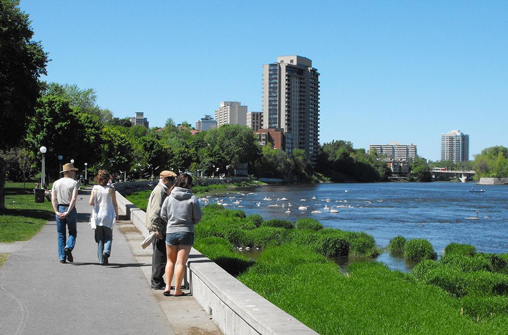 La Côte-de-Sable, Ottawa
