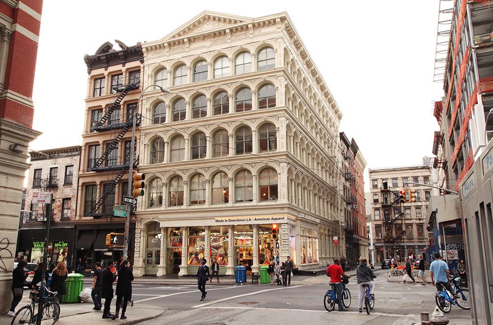 SoHo, Manhattan, New York