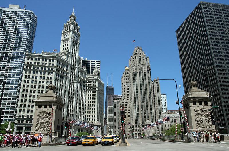 Le Magnificent Mile, Chicago