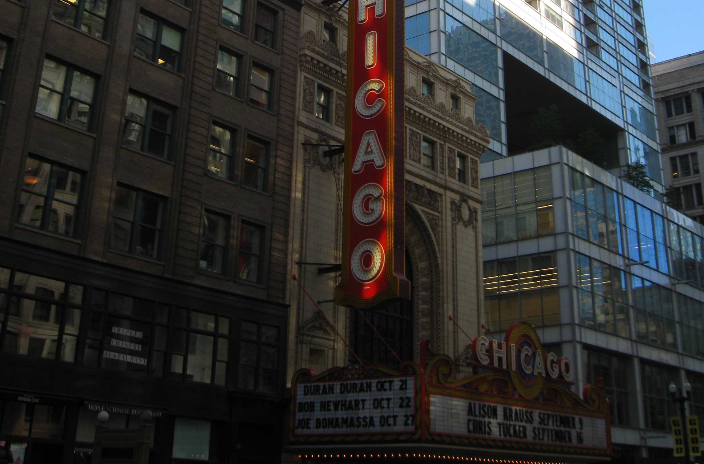 Magnificent Mile The Loop Chicago Thunder