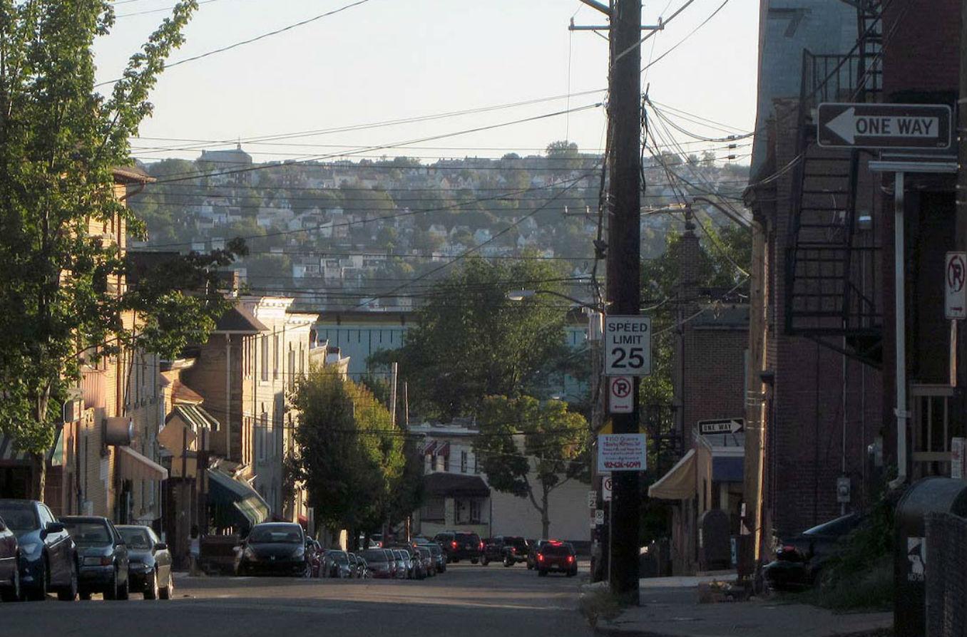 Oakland, Pittsburgh