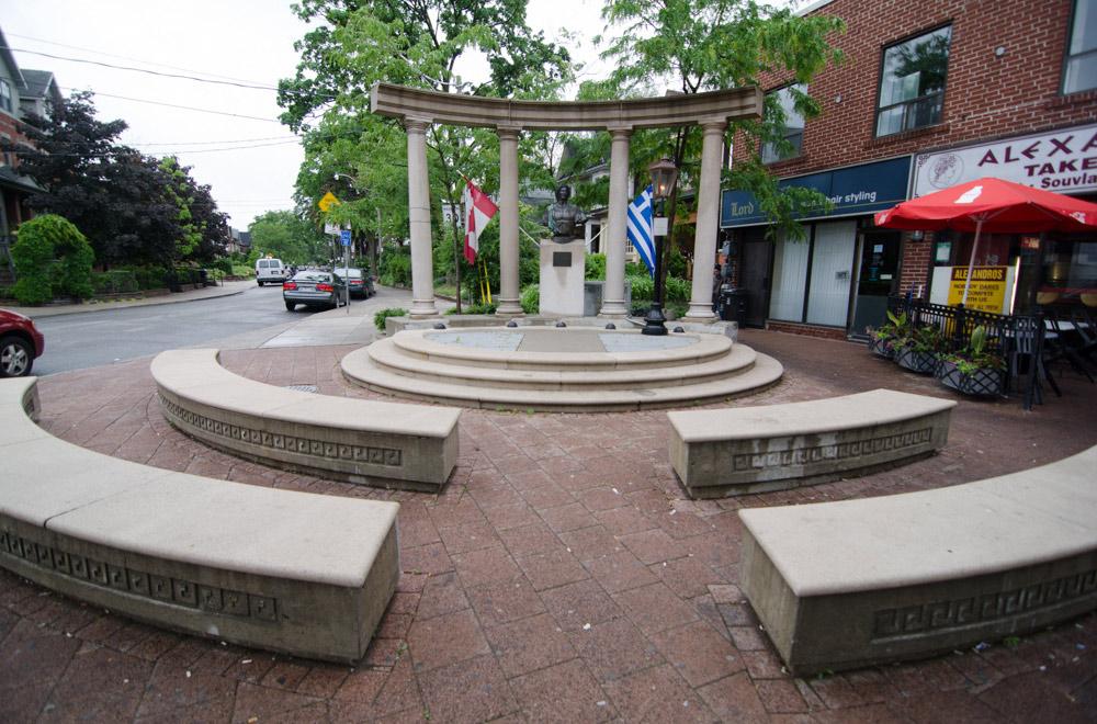 The Danforth, Toronto
