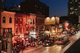 Toronto's Entertainment District