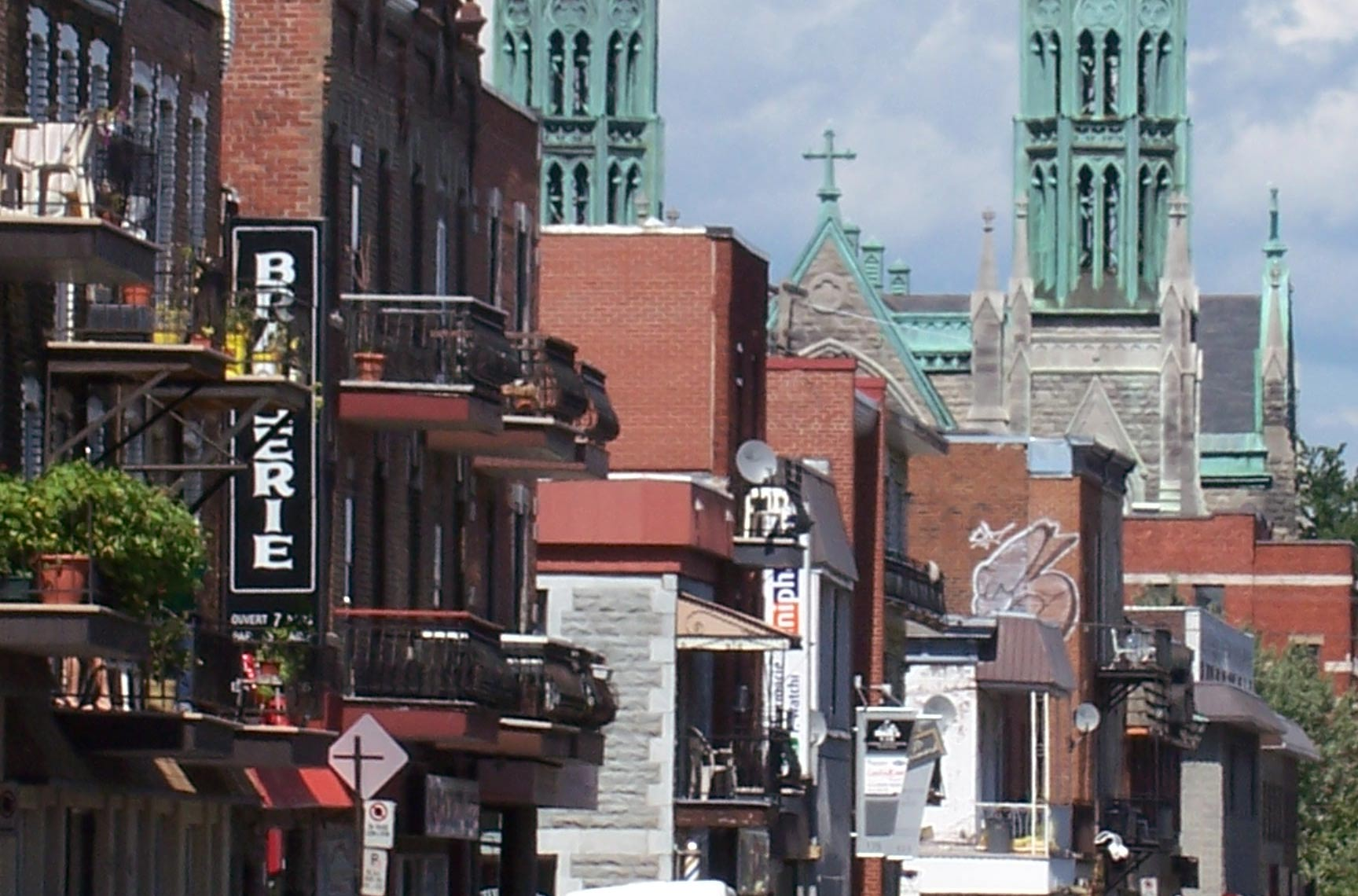 Montréal's Little Italy