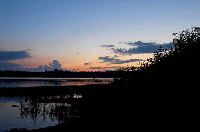 Le parc provincial Samuel de Champlain, North Bay