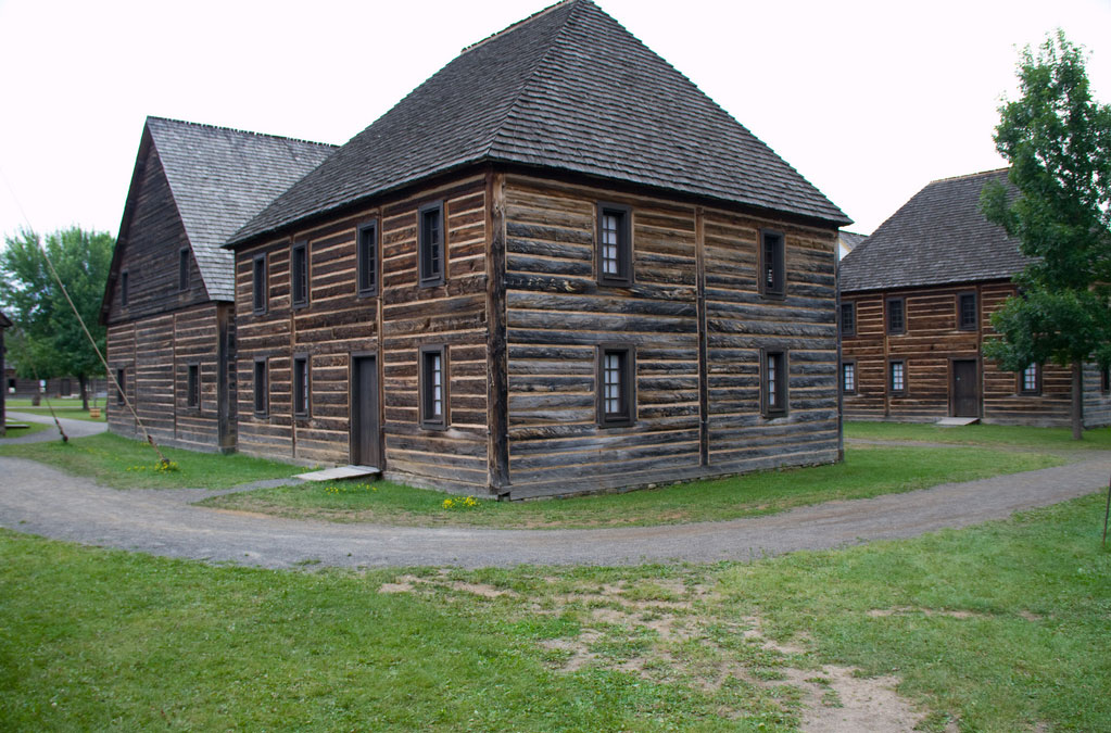Le parc historique du Fort William, Thunder Bay