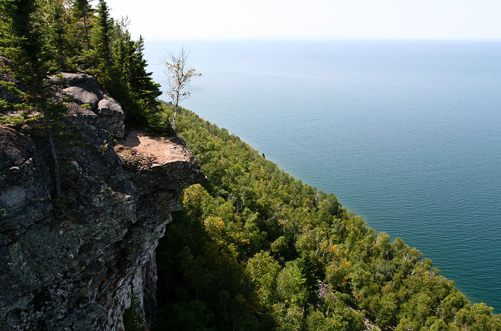 Le parc provincial Sleeping Giant, Thunder Bay