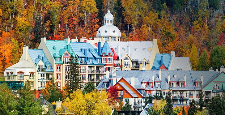 Mont-Tremblant, Québec