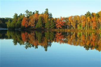 La zone de protection de la nature du lac Hersey, Timmins